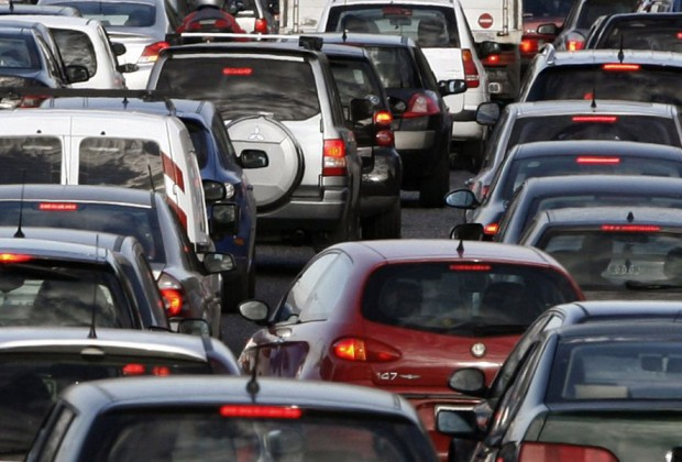 Study Suggests Increased Stress From Traffic Noise Causes